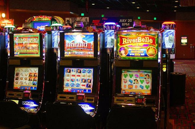 Игровые автоматы онлайн - играть бесплатно или на деньги